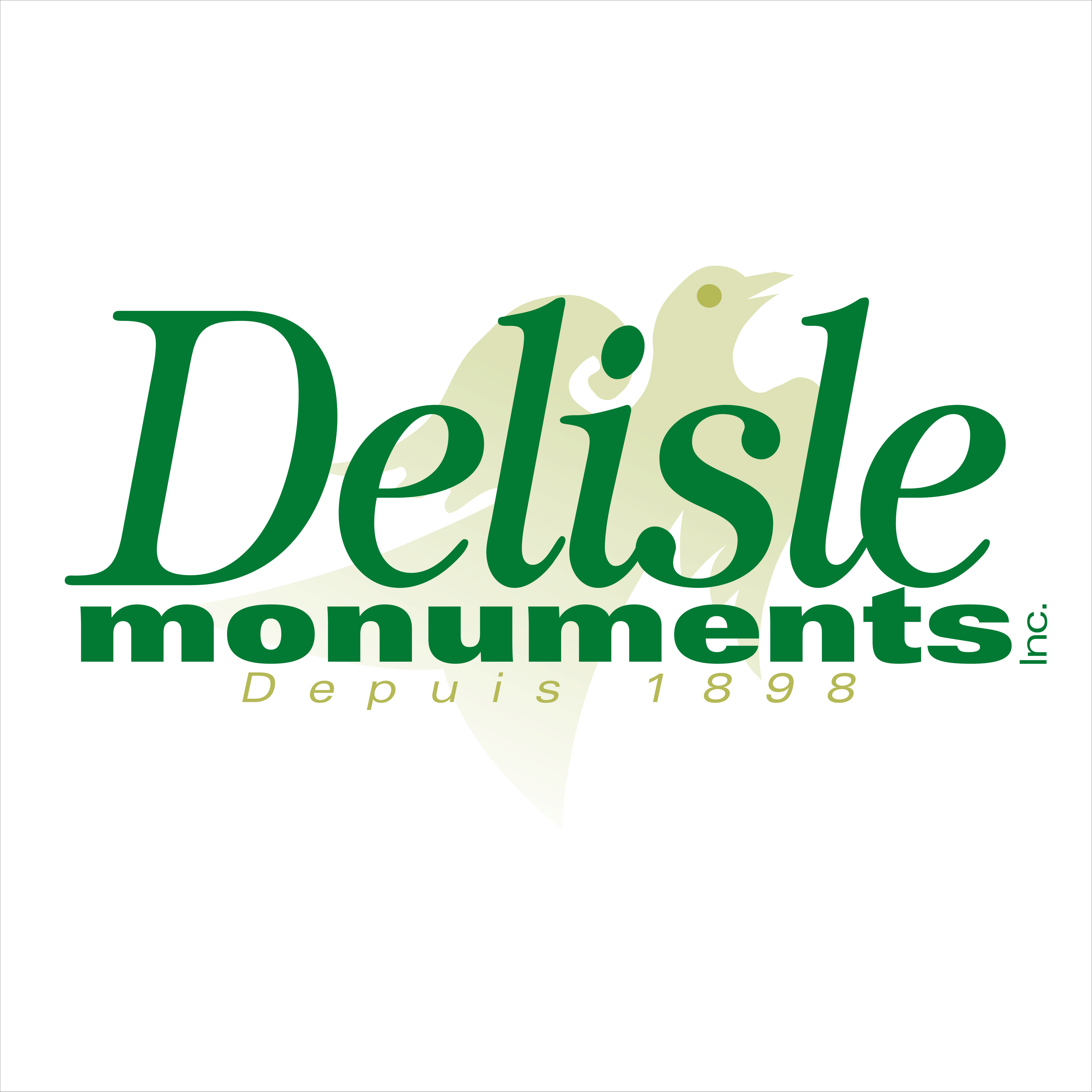 Diaporama - Delisle Monuments Inc. - 2019